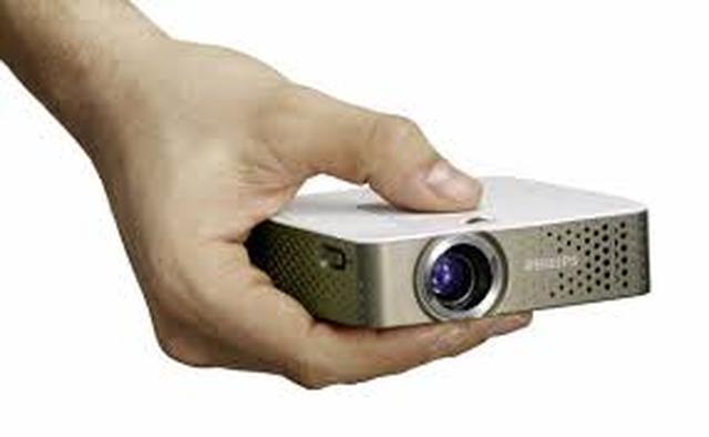 Philips PicoPix 3414 - Niewielki, Ale Funkcjonalny Projektor