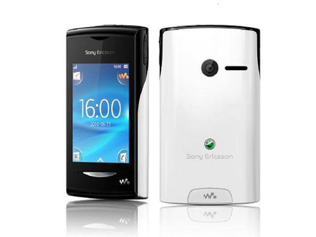 Jedno dotknięcie dzieli Cię od telefonu Walkman - Sony Ericsson Yendo
