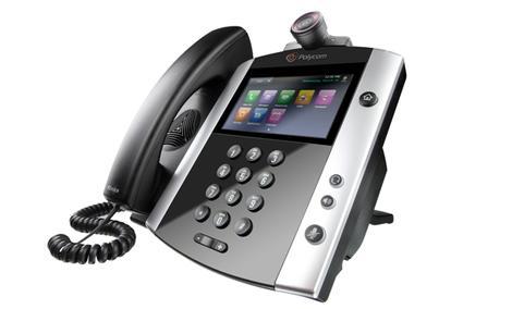 Polycom VVX 600 - dotykowy telefon stacjonarny nowej generacji