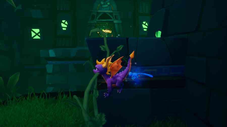 Spyro Reignited Trilogy - Przykład problemów z animacją