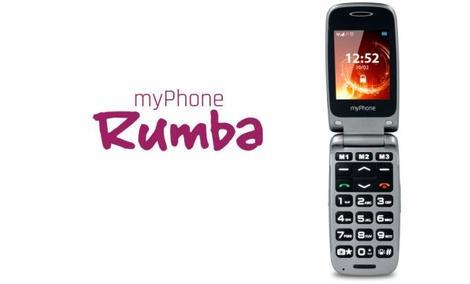 MyPhone Rumba - Tania Klasyka z Klapką