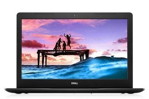 DELL Inspiron 15 3581-4930 - czarny - 240GB M.2 + 1TB HDD   12GB