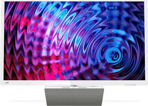 Philips 32PFS5863/12 Smart TV Saphi, biały, głośnik Bluetooth
