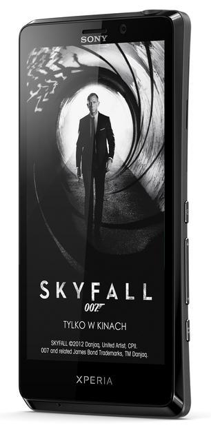 Złam kod Xperia i wygraj Xperia T – smartfon sprawdzony przez Jamesa Bonda