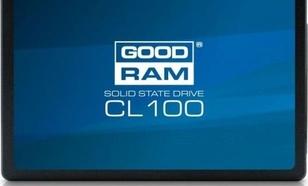 GoodRam CL100 G2 120GB SATA3 (SSDPR-CL100-120-G2)