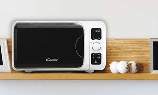 Candy Kuchnia mikrofalowa EGO-G25DCW biała