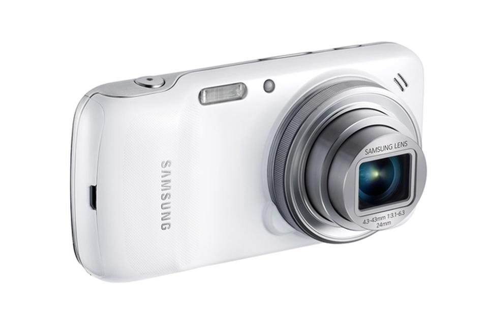 Samsung przedstawia GALAXY S4 zoom – pierwszy smartfon z 10-krotnym zoomem optycznym