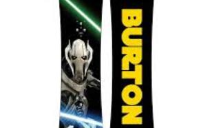 Burton Chopper Star Wars 2014