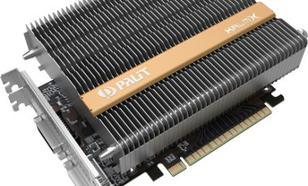 Palit GeForce GTX 750Ti KalmX 2GB GDDR5 (128 bit) Mini HDMI, 2x DVI (NE5X75T00941H)