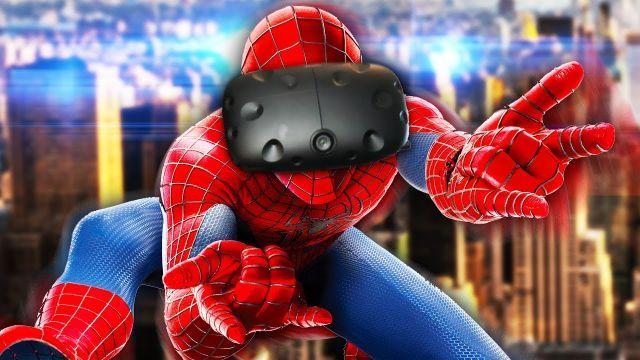 SPIDERMAN VR