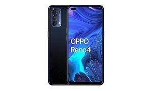 OPPO Reno4 (czarny)