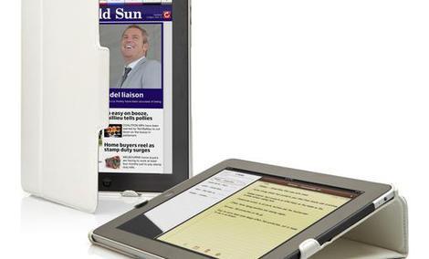 Etui Cygnett Armour – lekka zbroja dla iPada