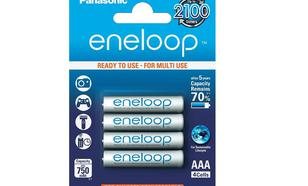 Panasonic Eneloop AAA 750 mAh