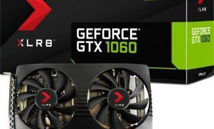 PNY Technologies GeForce GTX 1060 6GB XLR8 (KF1060GTXXR6GEPB)