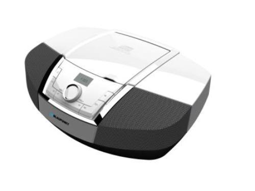 Blaupunkt BB12 WHITE CD/MP3 USB cyfrowe radio PLL,
