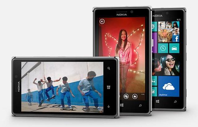 Nokia Lumia 925 fot2