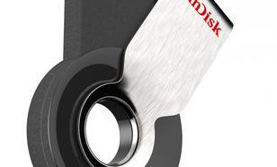 SanDisk Cruzer Orbit 32GB USB Flash Drive