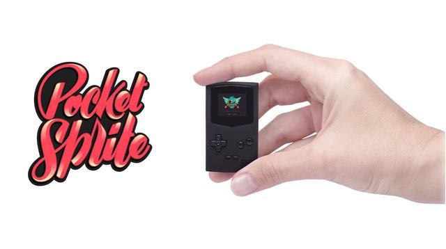 Powrót Króla - Pocket Sprite, Zminiaturyzowany Game Boy!
