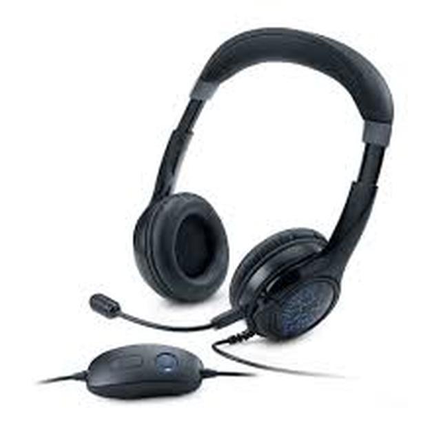 Genius HS-G450 - Podświetlane Słuchawki Dla Graczy