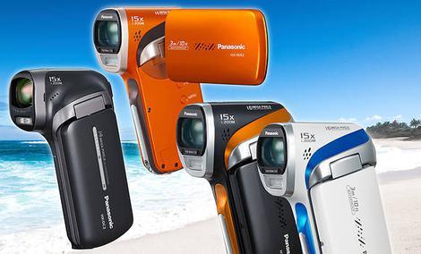 Panasonic HX-WA20 - Wodoodporna kamera HD