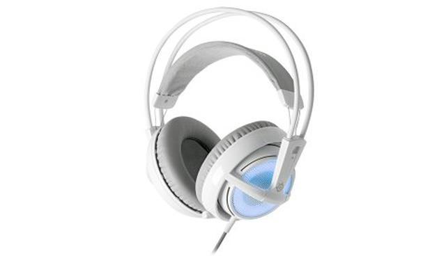 SteelSeries siberia v2 Frost Blue - wielokrotnie nagradzane słuchawki