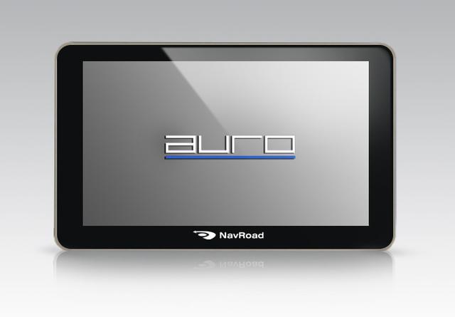 "Nowy model NavRoad AURO - optymalne 5"""