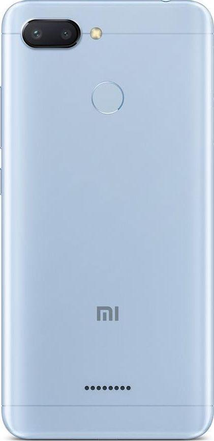 Xiaomi Redmi 6 64GB Niebieski