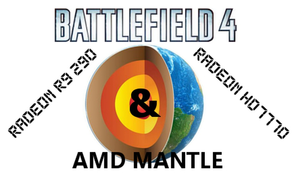 AMD Mantle praktyczny test w Battlefield 4 R9 290 oraz HD7770