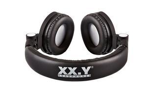 XX.Y Headphones Carbon 10