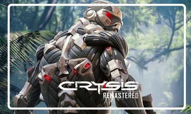 Crysis Remastered jednak bez Warhead