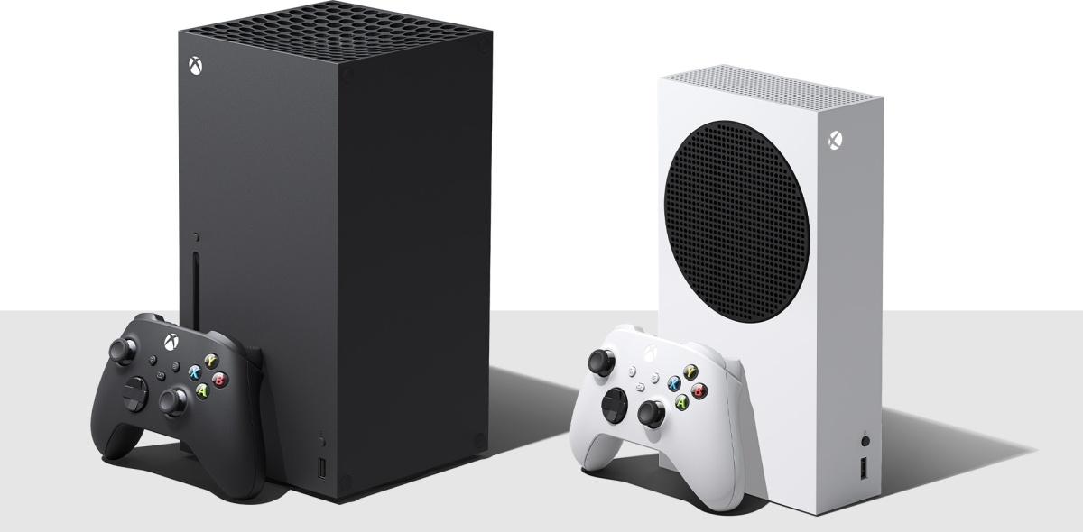 Xbox Series S oraz X mogą zyskać na początku generacji