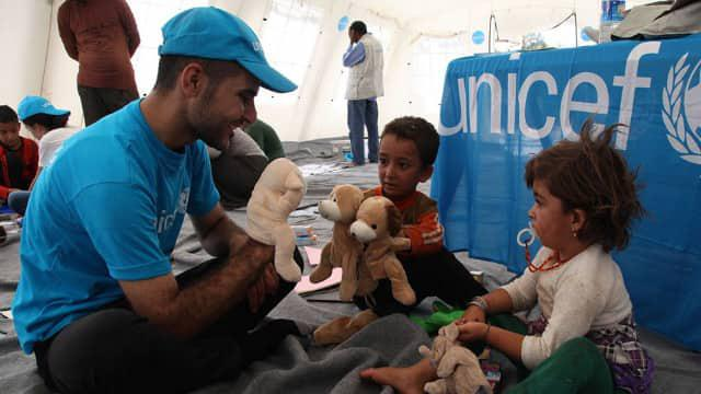 UNICEF zachęca internautów do kopania kryptowalut
