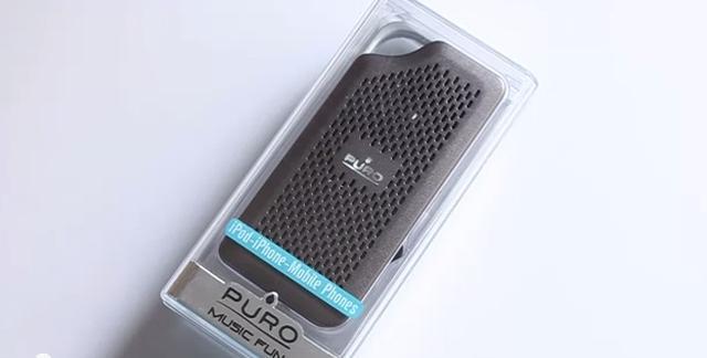 Puro Music Fan - przenośny głośnik