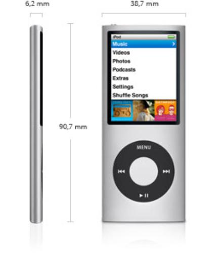 Apple iPod Nano 4G