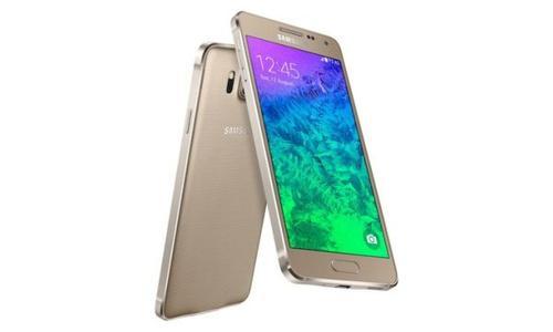Samsung GALAXY S5 ALPHA G850F WHITE- GOLD