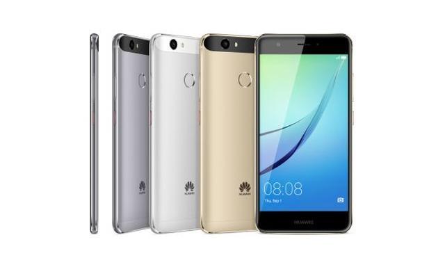 Mobilne Nowości Huawei z Targów IFA 2016