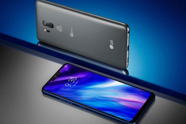 Nowe LG G7 ThinQ