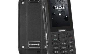 myPhone Hammer 4 (czarny)
