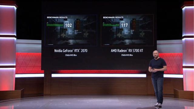 RX 5700 XT vs RTX 2070