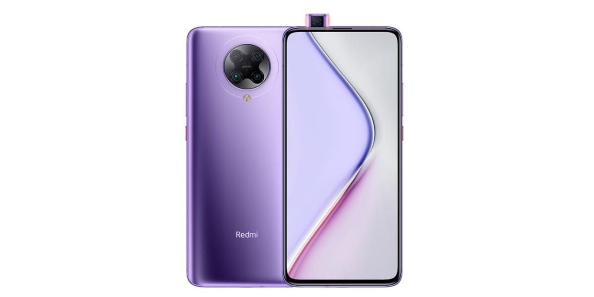 Redmi K30 Pro to smartfon z wysuwanym aparatem