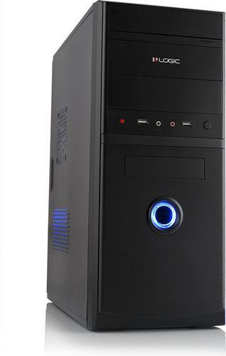 Logic Concept AT A10 Midi Tower, USB 3.0, USB 2.0 (AT-A103-10-0000000-0002)