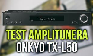 Onkyo TX-L50 - Test Amplitunera Kina Domowego