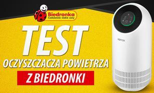 Hoffen Air Pro - Test oczyszczacza powietrza z Biedronki