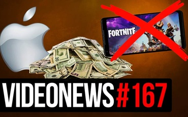 Nowy iPhone X, Stories na YouTube, Fortnite na Androida - VideoNews #167