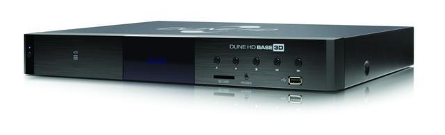 DUNE HD Base 3D – centrum multimedialne dla kinomaniaków  i melomanów