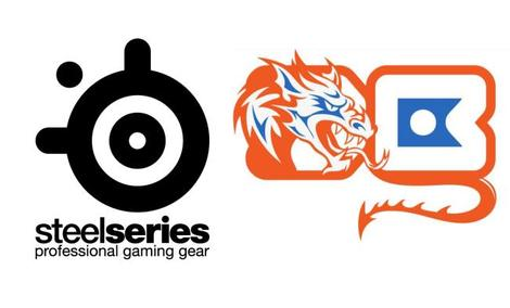 SteelSeries ogłasza partnerstwo z organizacją profesjonalnych graczy DragonBorns.net