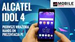 Alcatel Idol 4 - Pierwsze wrażenia - Hands On - Prezentacja PL