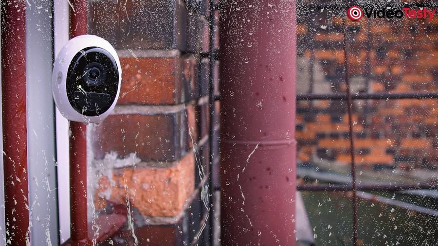 D-Link DCS‑2802KT‑EU - wodoodporna kamera IP65