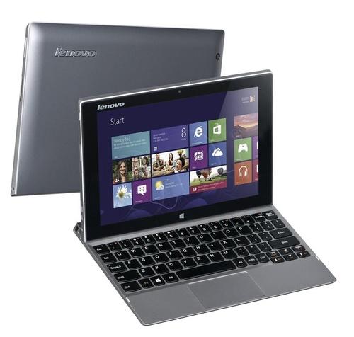"""Lenovo MIIX 2 Z3745 2GB 10"""" FullHD IPS 64GB W8.1 SST + klawiatura 59-415858"""