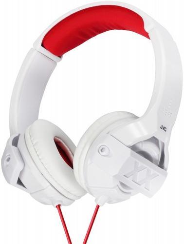 JVC Słuchawki HA-S44X-W-E
